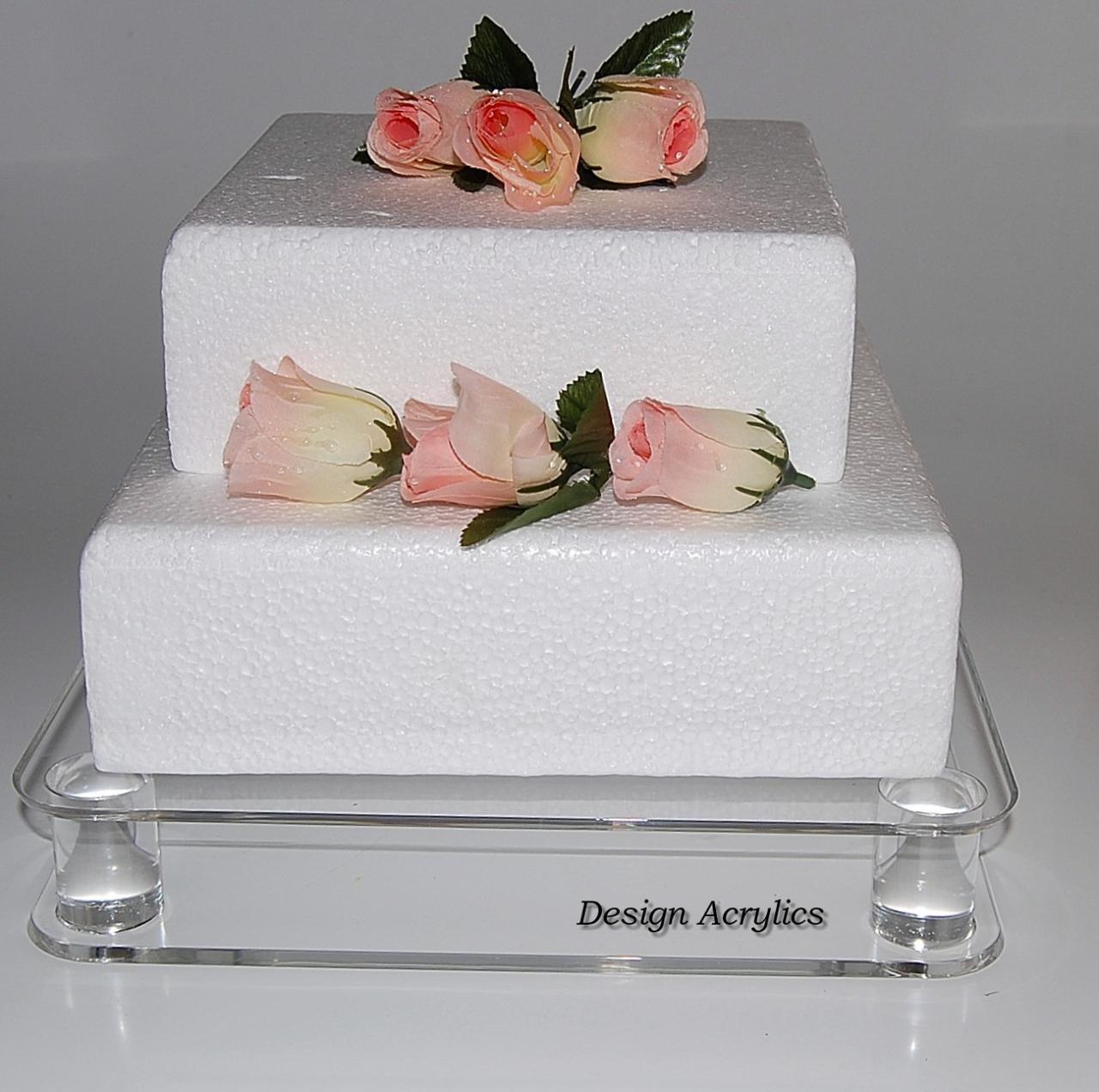 Wedding Cake Base. Bling Wedding Cake Stand, Cupcake Base, Dessert ...