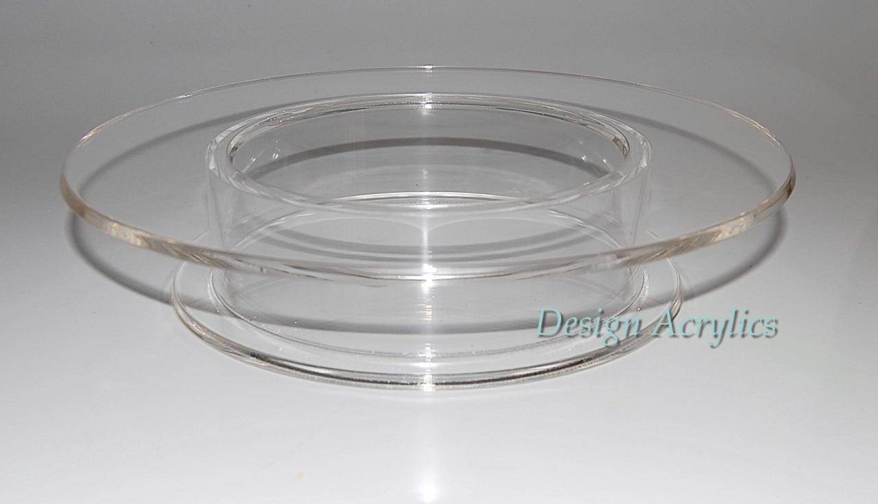 wedding cake stand base plinth clear acrylic stacked pedestal wedding cake stand 14 0 quot ebay 25610