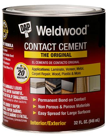 Weldwood red label