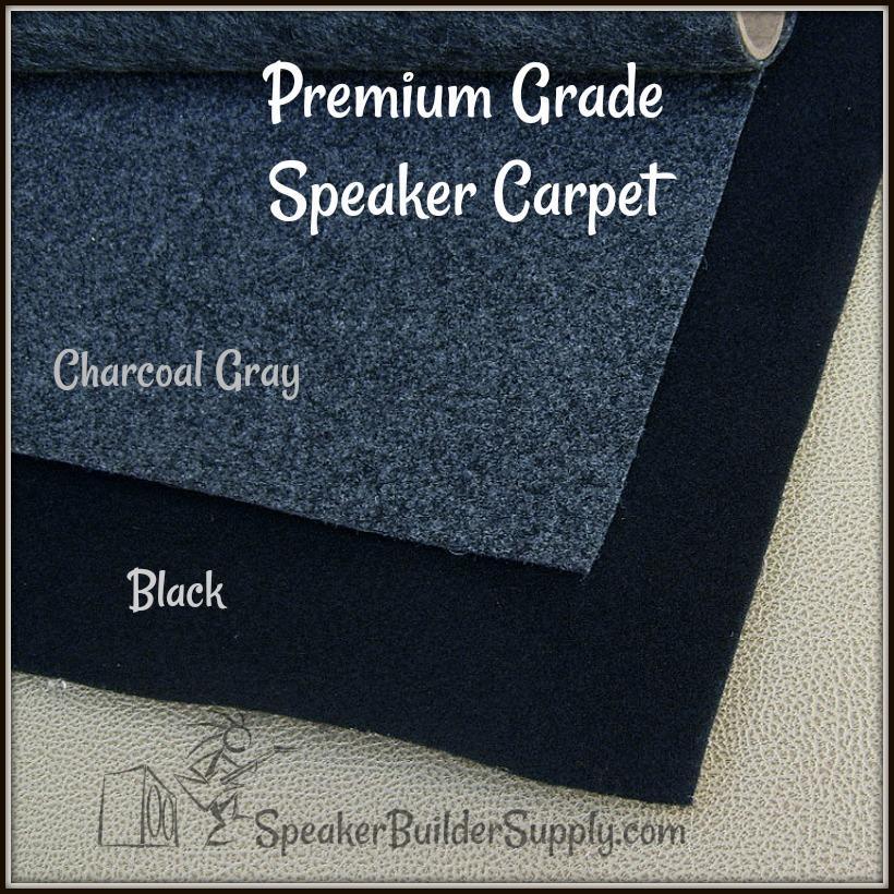 Premium Grade Latex Backed Speaker
