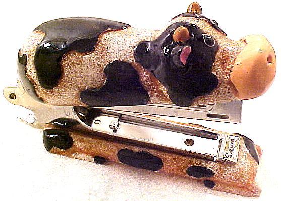 Cow Stapler