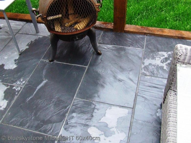 slate paving slabs patio garden slabs best deal on ebay samples