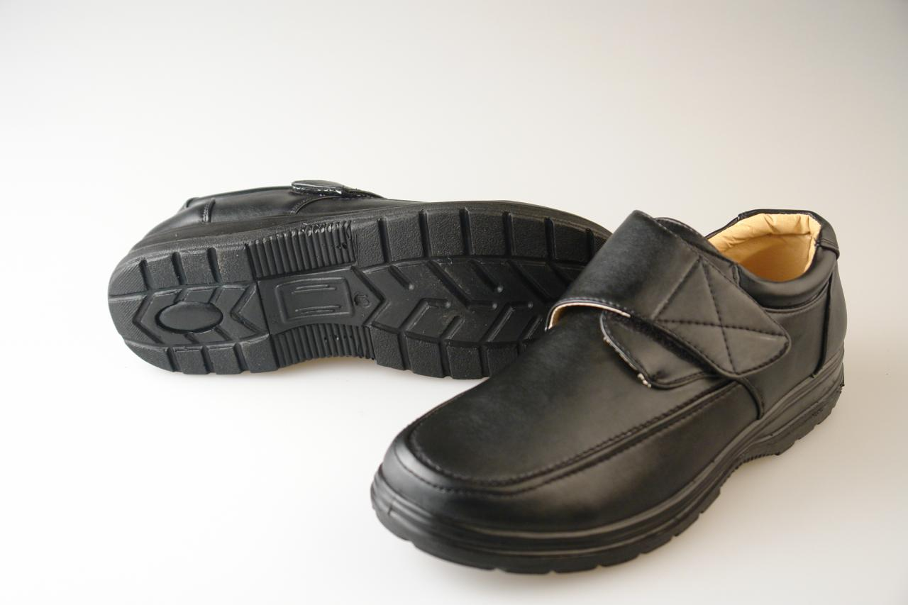 Velcro Close Mens Shoes