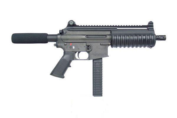 Bushmaster Carbon 15 9mm Type 21S Pistol 30+1, NIB : Semi-auto at GunBroker.