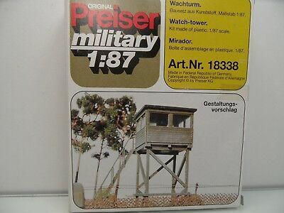 Preiser 18338 h0 Mirador
