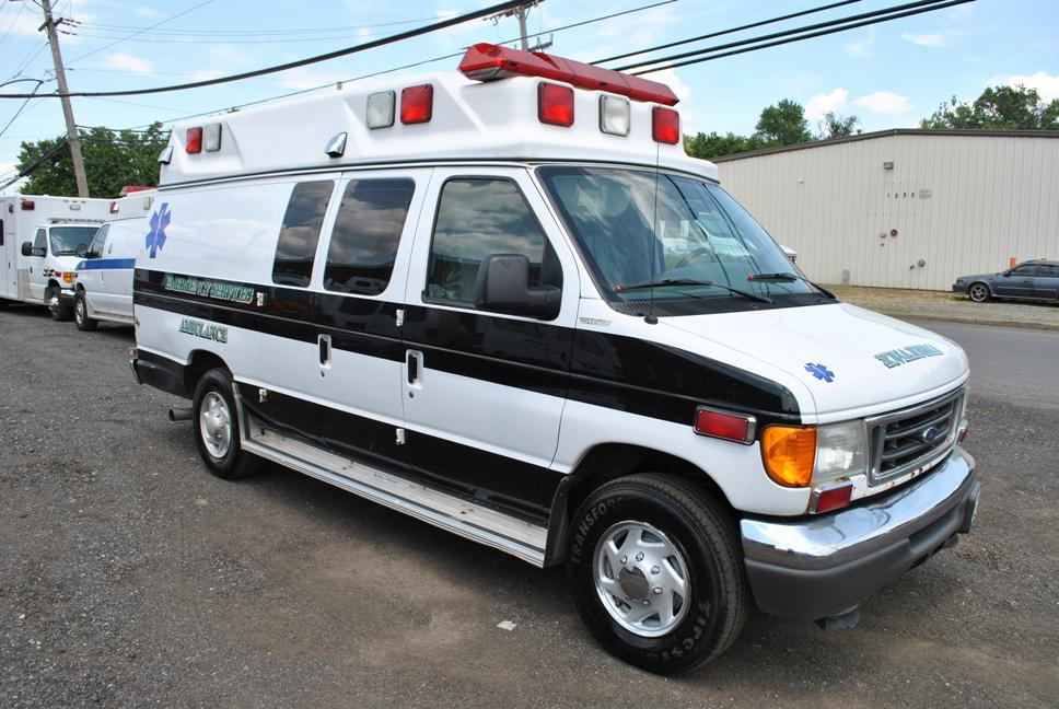 2005 Ford E350 Ambulance Good Deal Images Hosted At