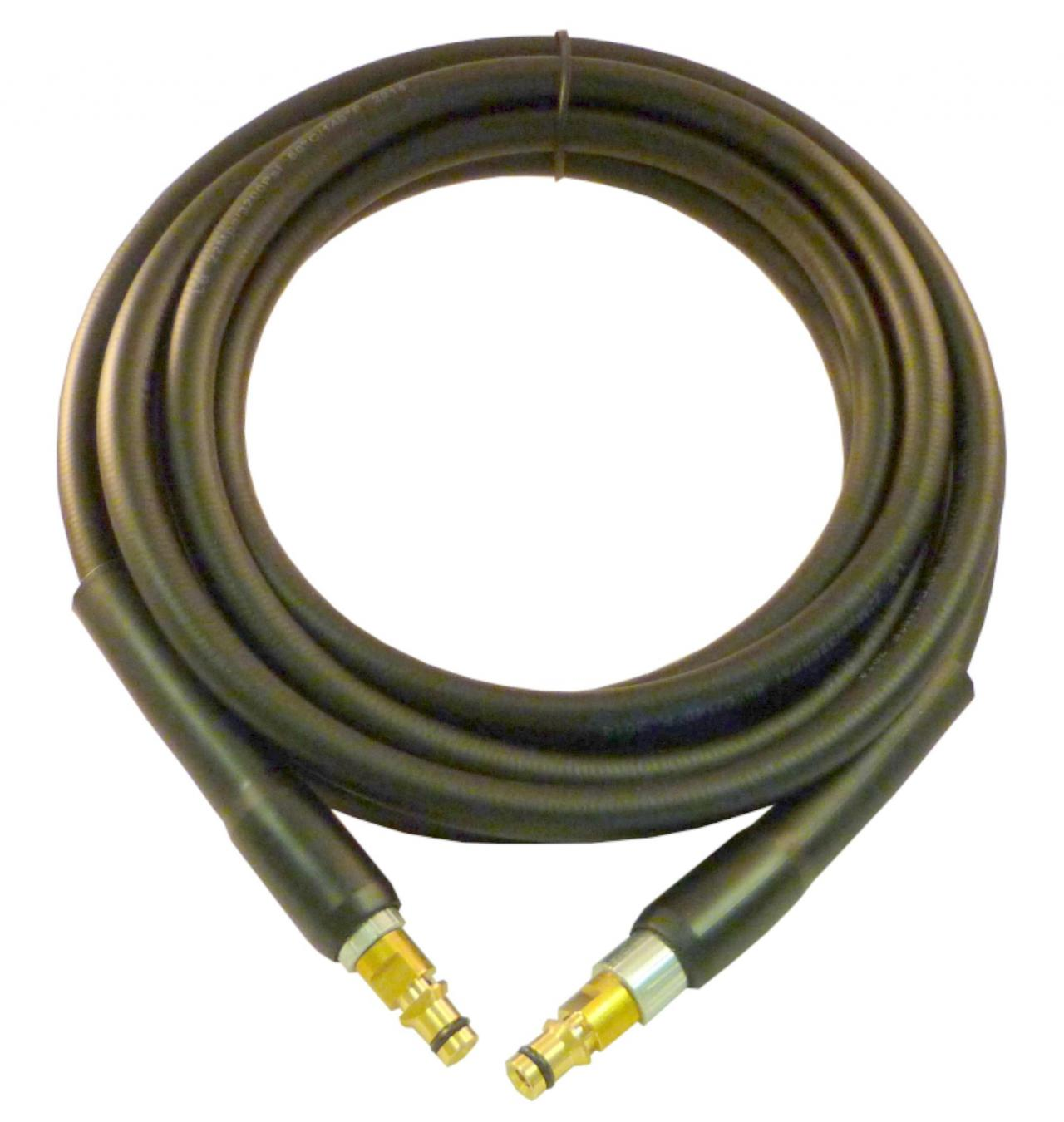 new 5m hose fits karcher k2 full control with yellow c clip trigger ns ns tr ebay. Black Bedroom Furniture Sets. Home Design Ideas
