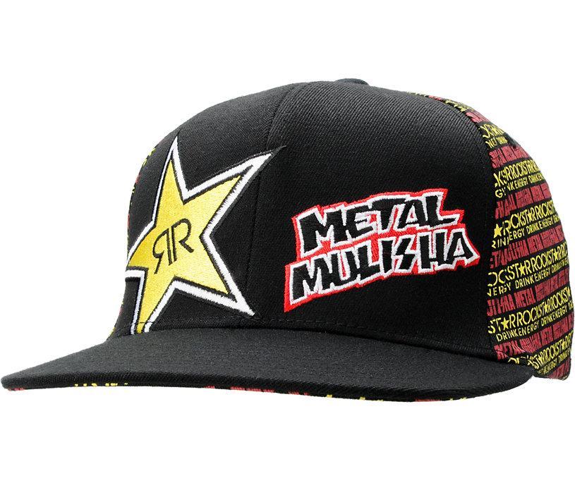Metal Mulisha Rockstar Logo Wallpaper Metal Mulisha Rockstar Logo