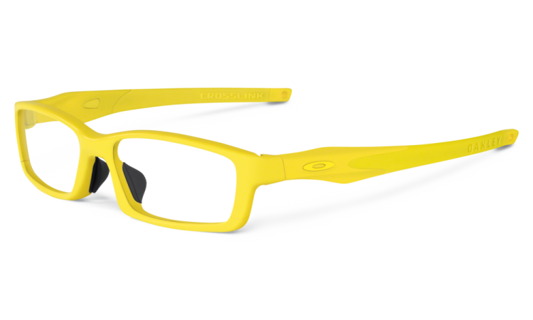 Plastic Glasses Frames Peeling : Oakley Mens Crosslink Pro Asia Asian Fit RX Prescription ...