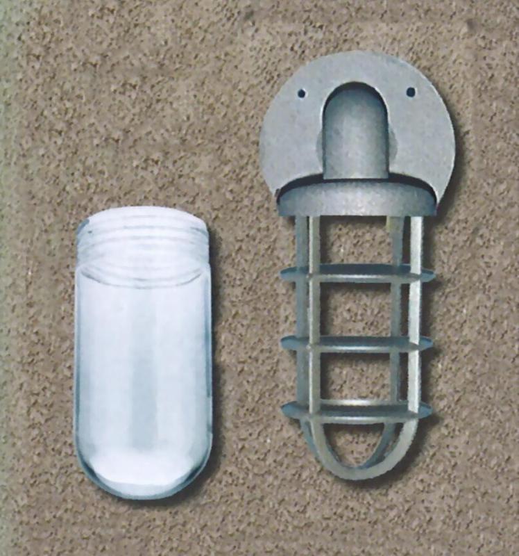 Satin Cast Aluminum Exterior Wall Light 10 x 5 5 NIB