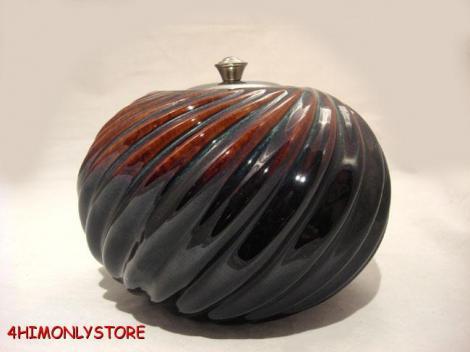 New Ceramic Fire Gel Pot Patioglo Garden Oil Burner Indoor