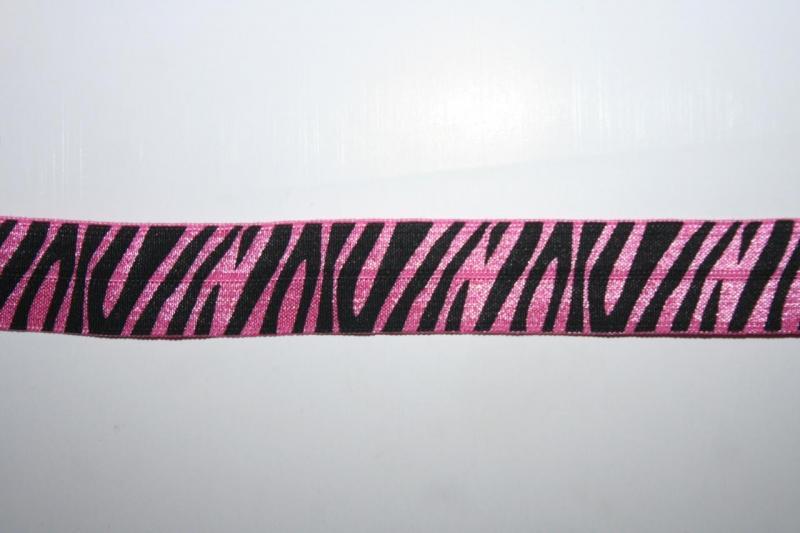 Animal print foe animal print elastic zebra hair ties tiger foe leopard foe-5//8