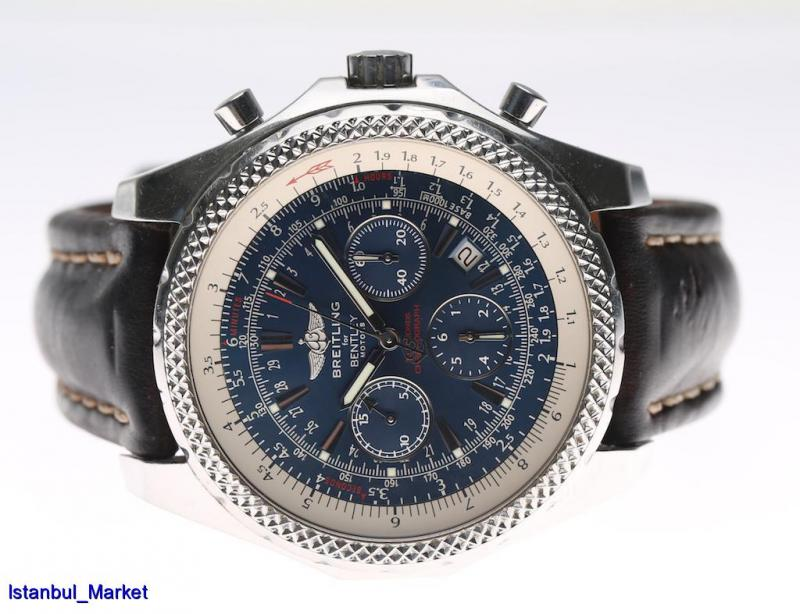breitling for bentley motors special edition ref a25362