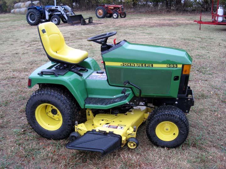 Owners Manual John Deere 455 Amt 600 Parts