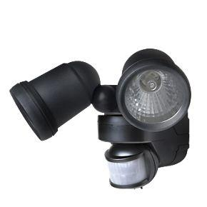 Twin spotlight security lights