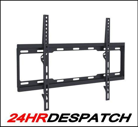 FIXED-PLASMA-LCD-LED-TV-WALL-MOUNT-BRACKET-37-TO-70-INCH-TVS