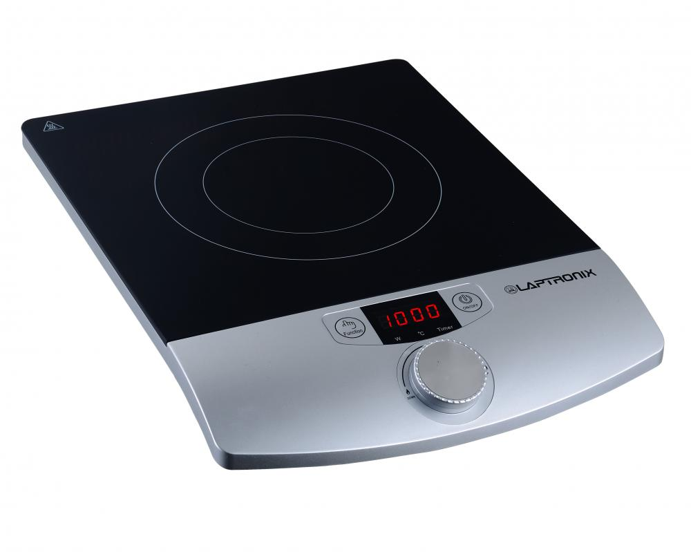 laptronix single digital induction hob portable electric cooker 2000w led screen ebay. Black Bedroom Furniture Sets. Home Design Ideas