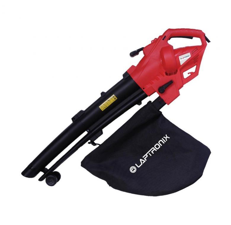 Electric Leaf Blower Vacuum : W electric garden leaf grass blower vacuum vac mulcher