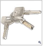 dimple key