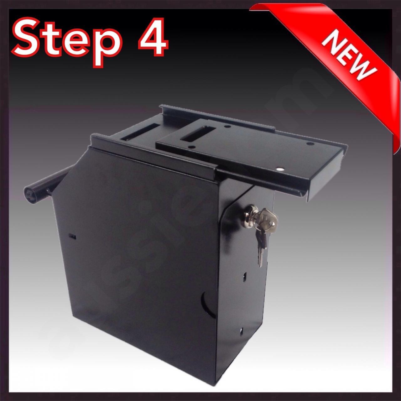 KASA pos safe box