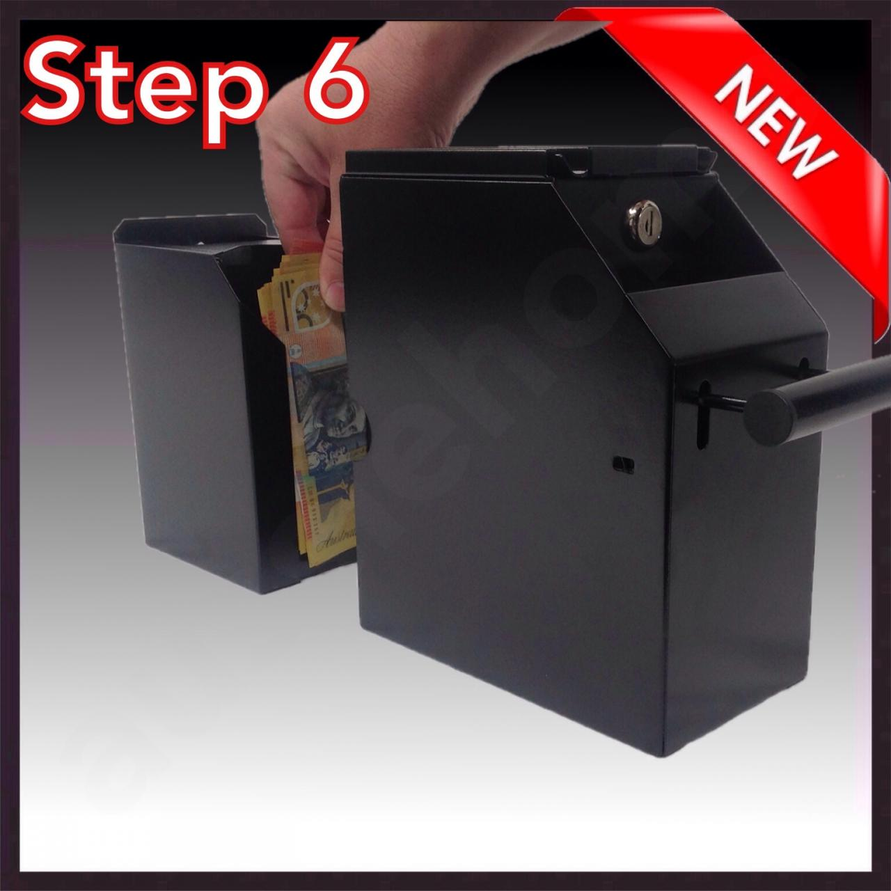 KASA pos safe cash box