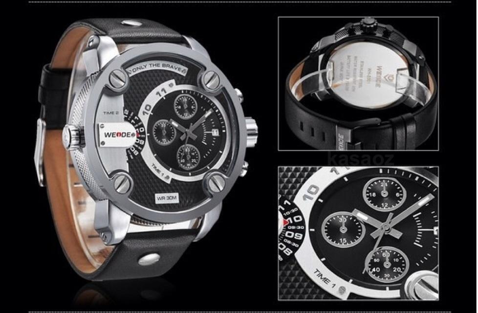 Weide watch
