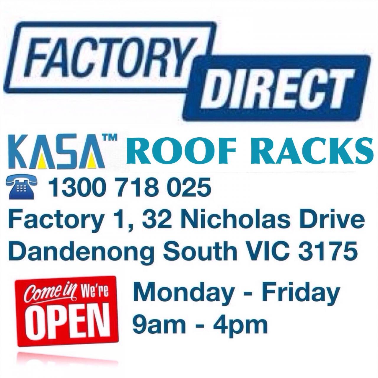 Universal soft roof racks