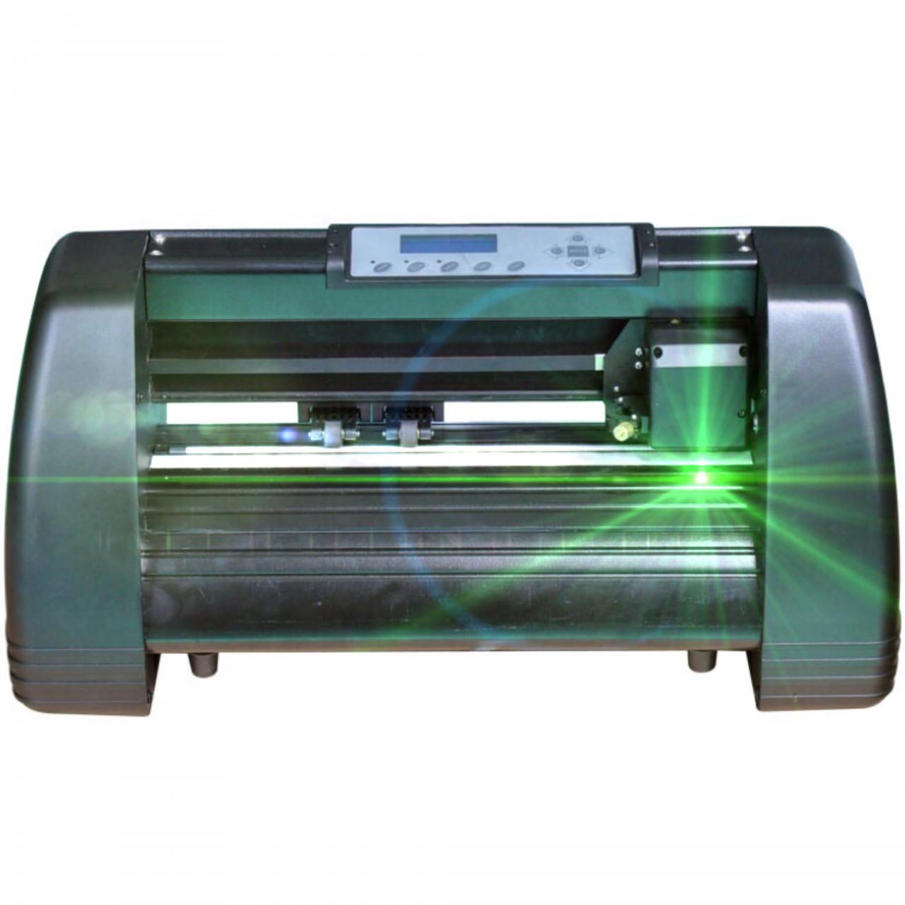 Desktop Vinyl Cutter Plotter New Sign Cutting Pro Optical