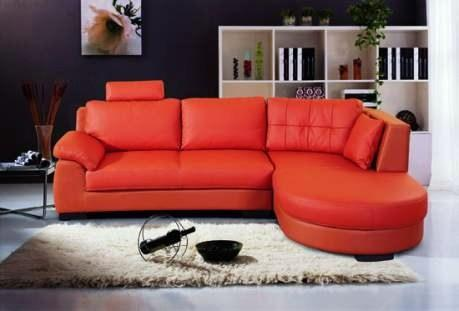 Corner Group Sofa Beds in Leather  Fabric from Furniture Hut