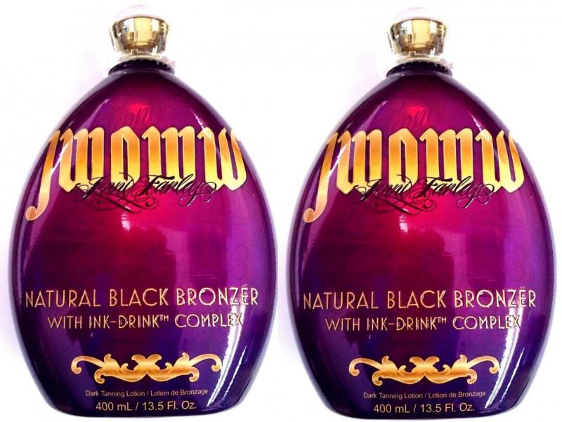Lot Of 2 Australian Gold Jwoww Natural Black Bronzer
