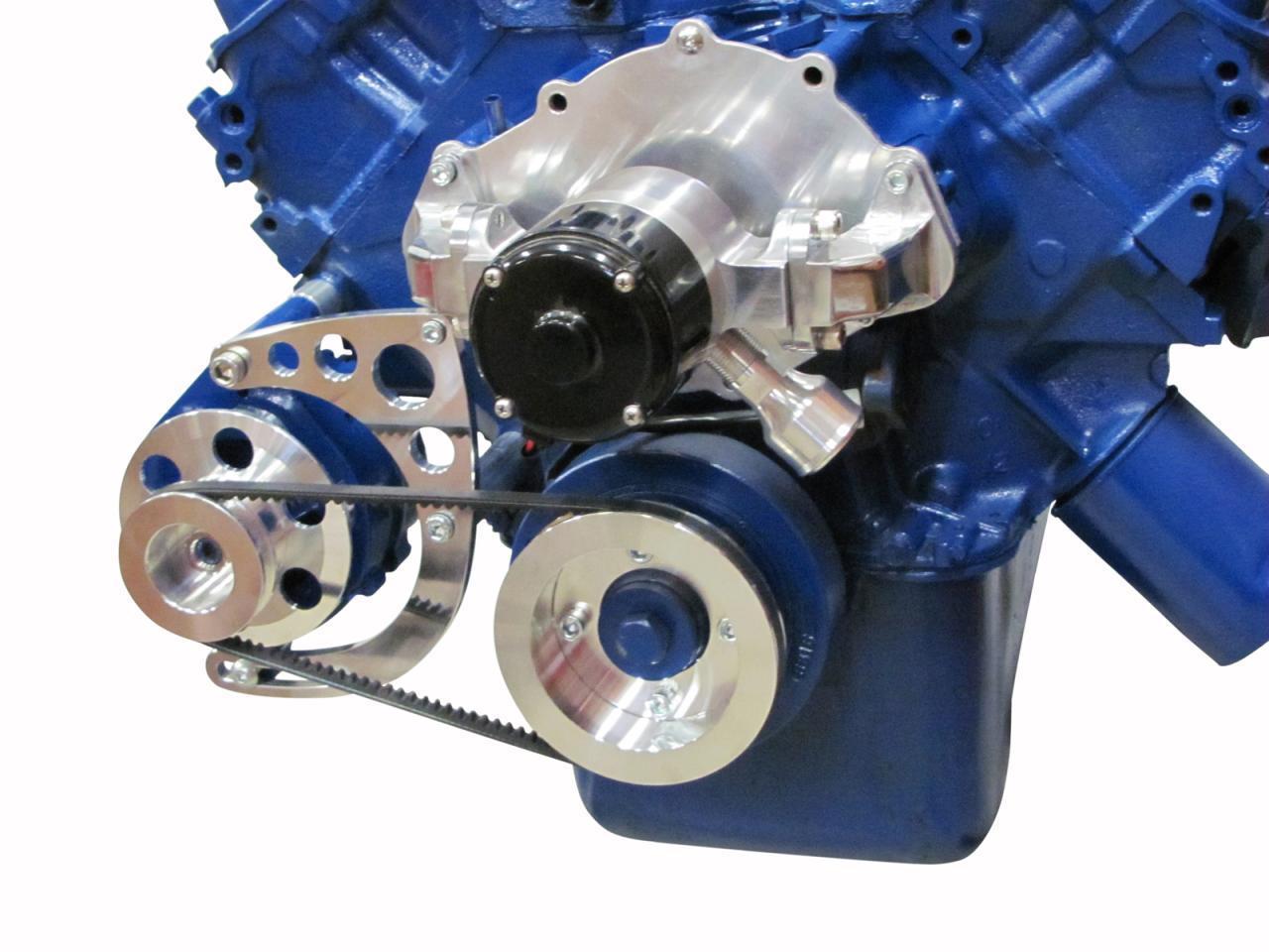 429 Amp 460 Alternator Bracket Ford Alternator With