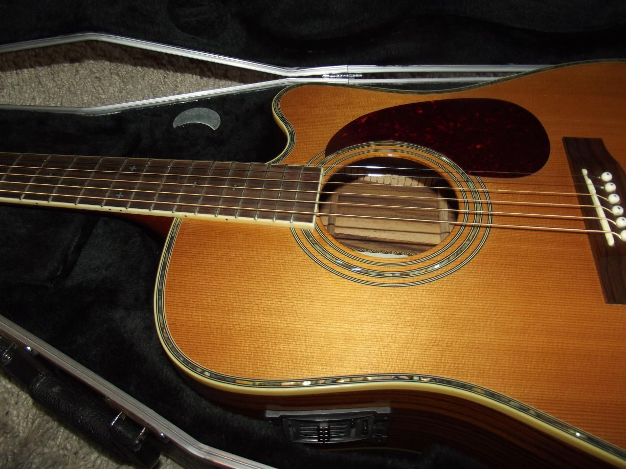 acoustic guitar percussion lesson