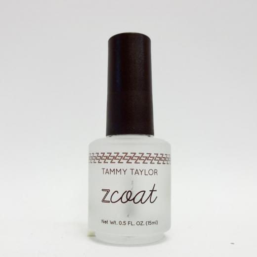 Tammy Taylor Nail Treatment Z COAT Non Yellowing Top Coat