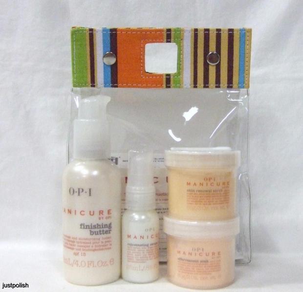 Opi Powder Nail Polish Kit: OPI Nail Manicure Kit Finishing Butter,Rejuvenating Serum