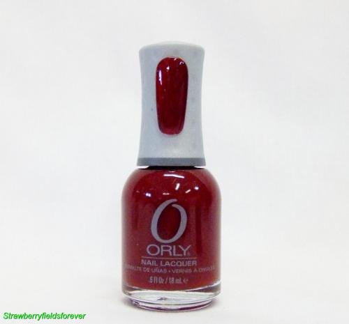 Orly nail polish dark shadows grave mistake 40434 6oz for Salon 500 orly