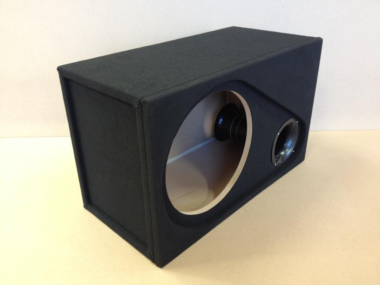 rockford fosgate enclosure with Auction Image Gallery on Auction Image Gallery further Item sku likewise Wiring Subwoofers Ohms besides Fostex Speaker Box as well Celestion Speaker Box Enclosure.