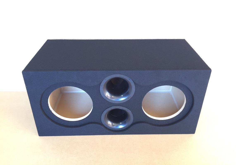 STAGE 3 PORTED SUBWOOFER MDF ENCLOSURE FOR SKAR AUDIO DDX 12 SUB BOX