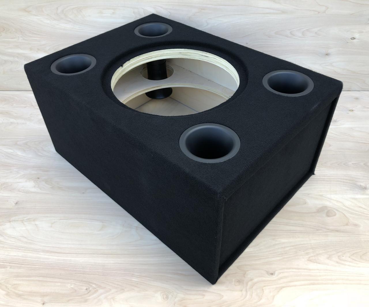 Custom Ported Sub Enclosure Box for a 15