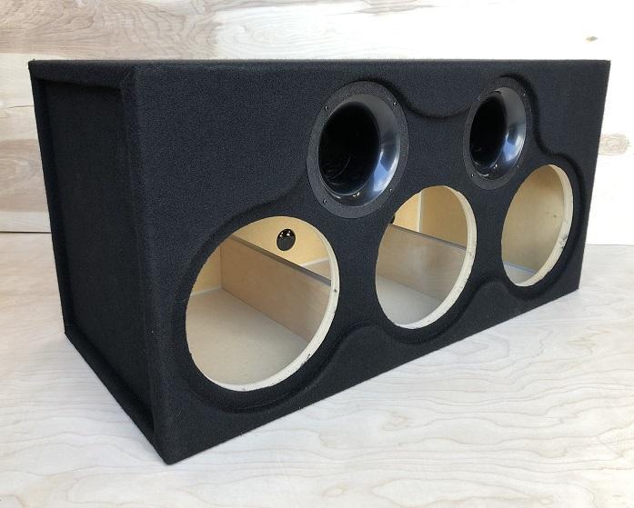 10w3v3-2 Zenclosures 1-10 JL Audio 10w3v3-4 10w3 Subwoofer box
