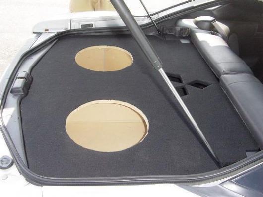 Custom 3000gt Sub Subwoofer Box Speaker Enclosure Concept