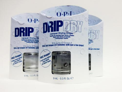 Opi Nail Polish Dryer Drop Drip Dry With Dropper 3oz 9ml 1ct Ebay