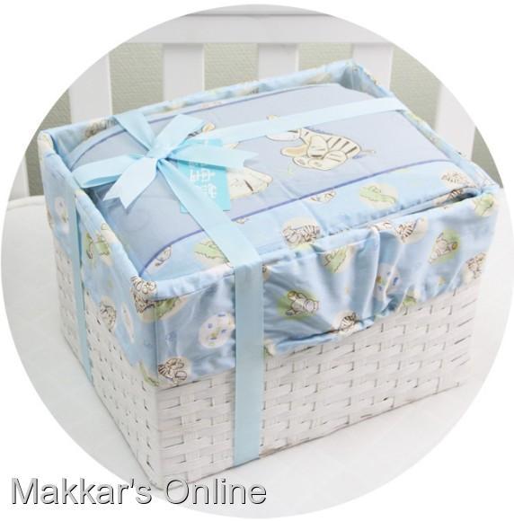 2012-New-Design-Bubba-Blue-Jungle-Jungle-6pcs-Cot-Bedding-Gift-Set