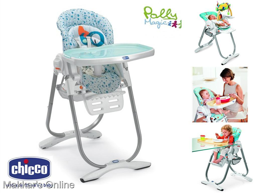 chicco 3 in 1 polly magic sea dreams high chair suits 0m you save 109 10 ebay