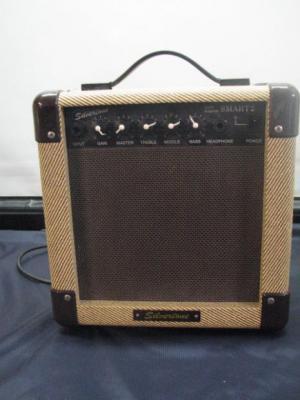 vintage silvertone smart 2 electric guitar amplifier 22 watt practice amp ab ebay. Black Bedroom Furniture Sets. Home Design Ideas