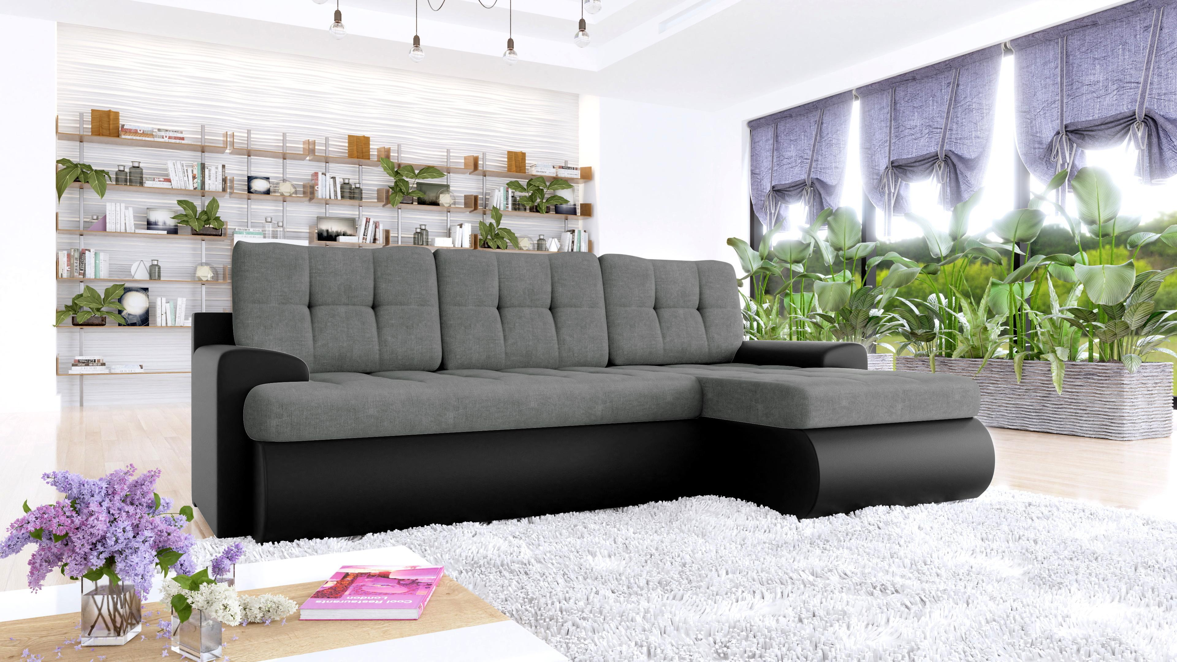Sofabed Corner Sofa Storage