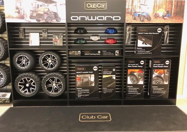 Universal Top Shelf Overhead Storage Tray For Golf Carts N