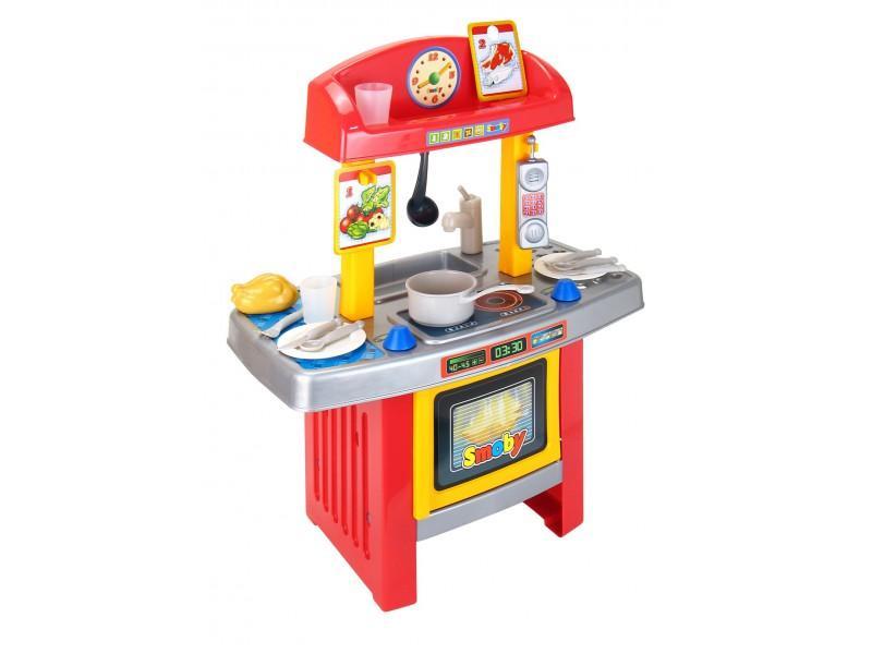Smoby Spielküche neu Kinder Küche Spiel Jungs Mädchen