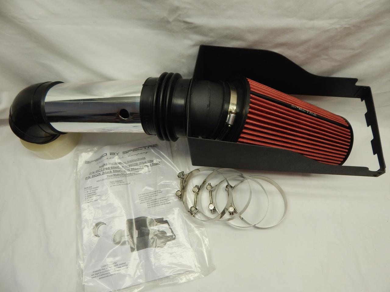 Spectre Performance 9922K Air Intake Kit