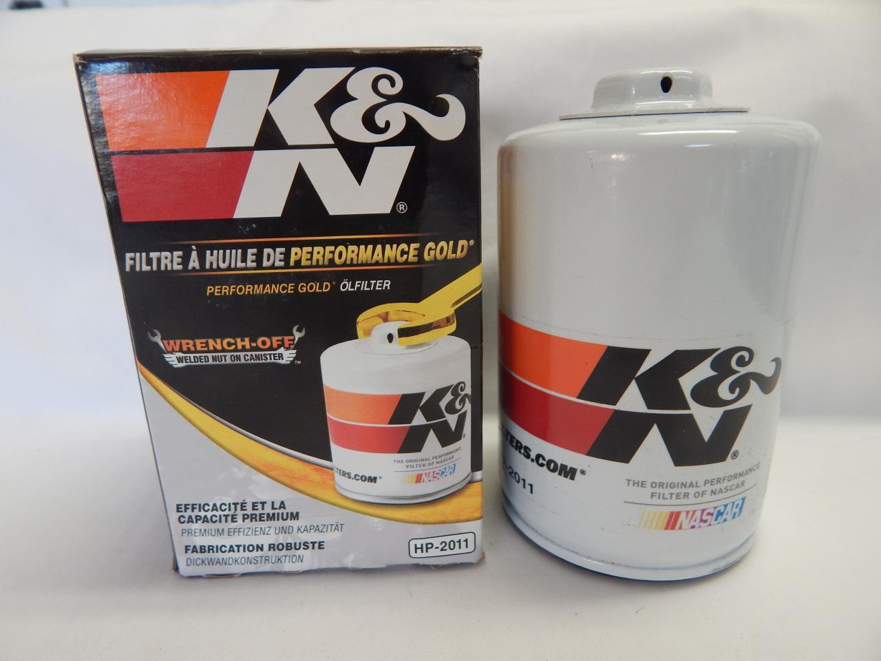 Ölfilter K/&N HP-2011
