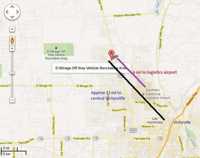 Adelanto (CA) United States  city images : Bid4Assets Auction 603580 : Adelanto, CA Vacant Land outside of ...